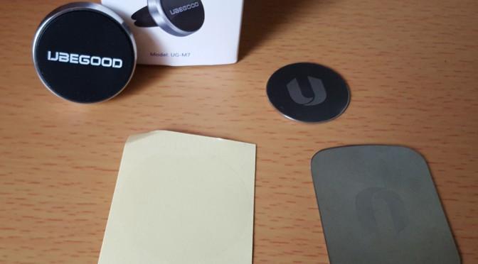 Ubegood KFZ Magnet Handyhalterung Testbericht